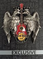 Red guitar w %252f pewter crowned eagles city pin pins and badges 34f654fa b580 40bf b8c0 2dcd5d2af2b4 medium