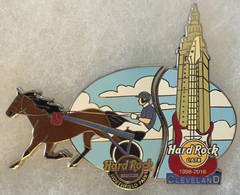 Farewell Cleveland, Hello Northfield Park | Pins & Badges
