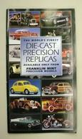 The World's Finest Die-Cast Precision Replicas | Brochures & Catalogs