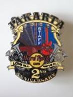 2nd anniversary   staff   3rd cafe location pins and badges 4148310a 3477 457a a362 a825142fffbd medium