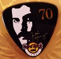 Freddie Mercury Pick (Clone) | Pins & Badges