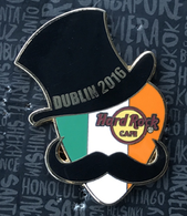 Movember Mustachioed Guitar Pick | Pins & Badges