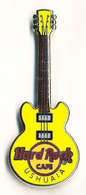 Yellow core guitar   3 strings  pins and badges e66860bb bd58 41b9 a0a0 32c1d1dc774d medium