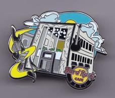 Cafe Facade | Pins & Badges