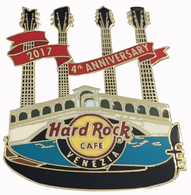 Venezia 4th anniversary quad neck guitar pins and badges 76dd107b d0a5 4e99 896e 7f264d95933e medium