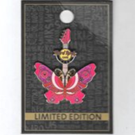 Pink butterfly  pins and badges 5775290c f9c5 4ab8 9c97 d71b0583f21c medium