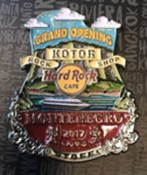 Grand Opening STAFF - Kotor Rock Shop Icon City | Pins & Badges