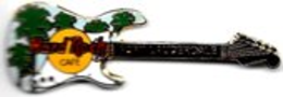 Guitar with palm trees pins and badges b1c1db1c 49e4 4a21 9675 6dbd7f26b64b medium