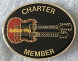 Guitar pin society   charter member   black on silver   0l taiwan  pins and badges 97978130 5565 479f 84d9 3fa085dc3223 medium
