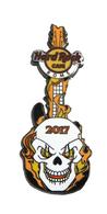 Flaming guitar with skull pins and badges 78ab0097 3597 496f 919f 5e78dec9ce38 medium