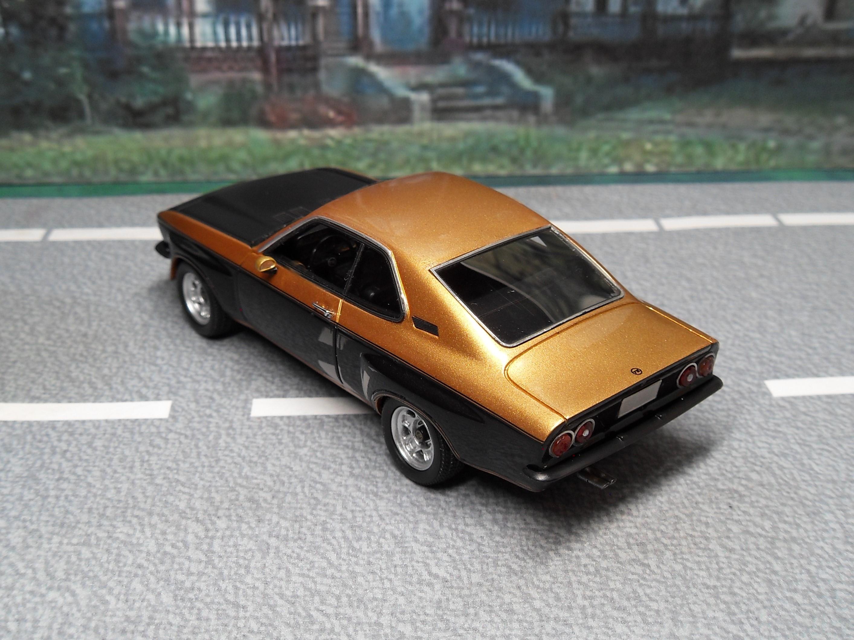 Opel Manta A TE 2800 | Model Cars | hobbyDB