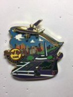 Flying Plane | Pins & Badges