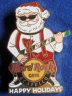 Bobble Head Santa (clone) | Pins & Badges