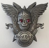 15th Anniversary Skull | Pins & Badges