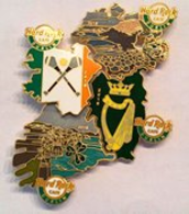 Map Puzzle Set   Pins & Badges