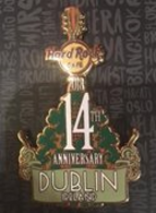 14th Anniversary   Pins & Badges
