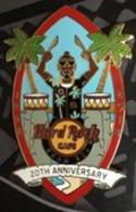 20th Anniversary   Pins & Badges