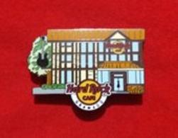 Building Facade  | Pins & Badges
