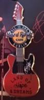 Signature Series 36 - Bruce Springsteen Guitar (Clone)   Pins & Badges