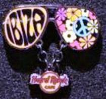 Flower power peace sunglasses logo dangler pins and badges e3be2f70 d7d7 4671 883d c8fb70145a4a medium
