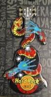 Halloween Guitar   Pins & Badges