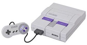 Super Nintendo Entertainment System  | Video Game Consoles