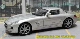 Mercedes McLaren SLR | Model Cars