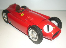 1956 Ferrari D50 British Grand Prix Winner | Model Racing Cars