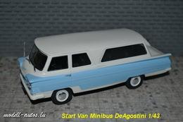 Start Van Minibus | Model Cars