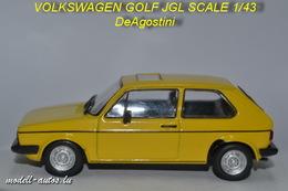 Volkswagen Golf JGL | Model Cars