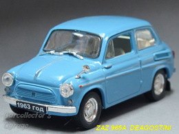 Zaz 965 Zaporozhets | Model Cars