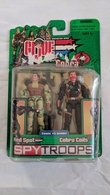 Red Spot And Cobra Coils   Action Figure Sets