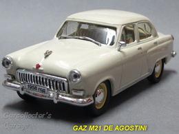 GAZ Volga M-21 | Model Cars