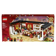 LEGO 80101 Chinese New Year Eve Family Dinner | Construction Sets