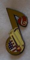 Hard Rock Heals Music Note | Pins & Badges