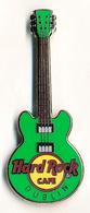 Core Guitar Series - Green   Pins & Badges