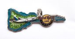 Island map guitar with plane slider pins and badges 605947d6 490a 4642 8b41 8f97a9be5d38 medium