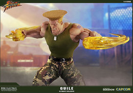 Guile (Ultimate)  | Figures & Toy Soldiers