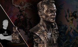 Frank frazetta tribute statues and busts 6802ad69 f5cc 4a59 8b78 99e0774b31be medium