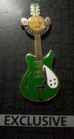 Green and white guitar pins and badges ff506927 3652 4c60 ac7a d966fc13928f medium
