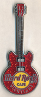 Core guitar series   3 string red glitter guitar  pin pins and badges f726e7f2 54e2 4fcb 98d5 6a462415fe96 medium