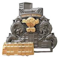 3d city pin with double decker bus pins and badges 5651162b 2725 4a92 a72e e275ded9015c medium