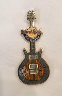 Signature Series 34 - Bob Marley Guitar (Clone) | Pins & Badges