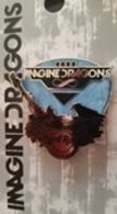 Signature Series 33 - Imagine Dragons Guitar Pick (Clone) | Pins & Badges