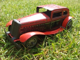 Mettoy roadster racing car no 25 tinplate and pressed steel toys ffece171 2576 4d12 9217 fca77c038e63 medium