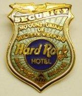 HRH Security Pin | Pins & Badges