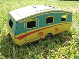 Mettoy caravan  tinplate and pressed steel toys ee37b077 a9ed 4e37 85c6 c3eb523db138 medium