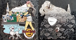 French girl with her dog in lyon pins and badges 90bcede4 dcce 4c7d 8b4a 271927c05c1f medium