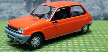 1972 Renault R5 | Model Cars