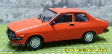 Dacia 1410 Sport   Model Cars
